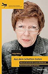 Buch Helga Rohra - Aus dem Schatten treten