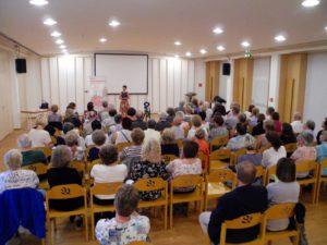Andrea Stix Vortrag Mistelbach