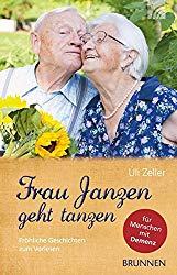 Buch Frau Janzen geht tanzen - Uli Zeller