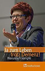 Buch von Helga Rohra - Ja zum Leben - trotz Demenz