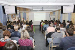 Andrea Stix Pflegekongress Gross Gerungs
