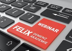 FELiX Demenzakademie Webinare